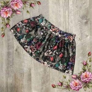 MAKE AN OFFER ;) Floral skirt